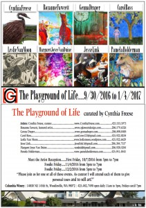 The Playgroud of Life poster 3